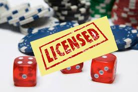 vergunning voor kansspelen